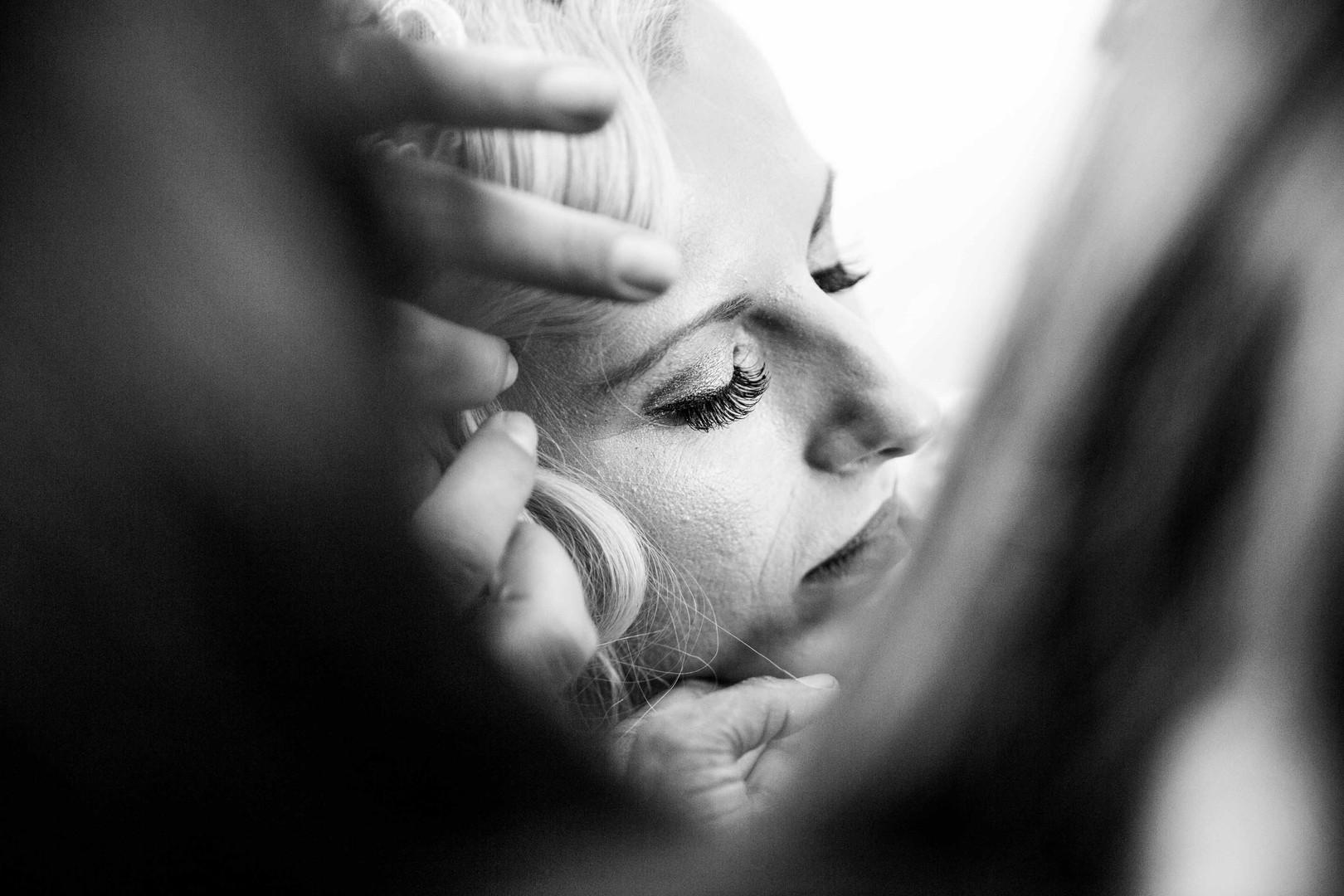 Clare's Bridal Makeup.