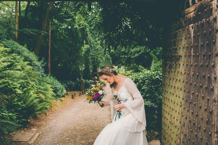 A viking themed wedding for Anya & Luke.