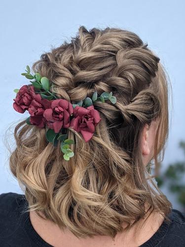 Jo's Bridal Hair