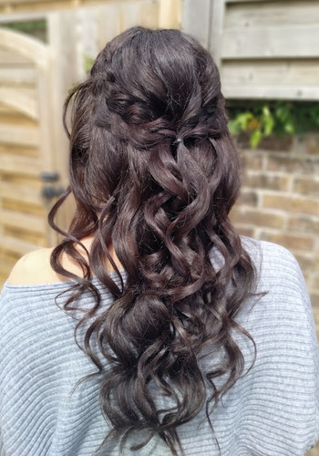 Donna's Bridesmaids Hair