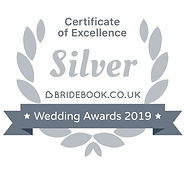 Bridebook Certificate Of Excellence