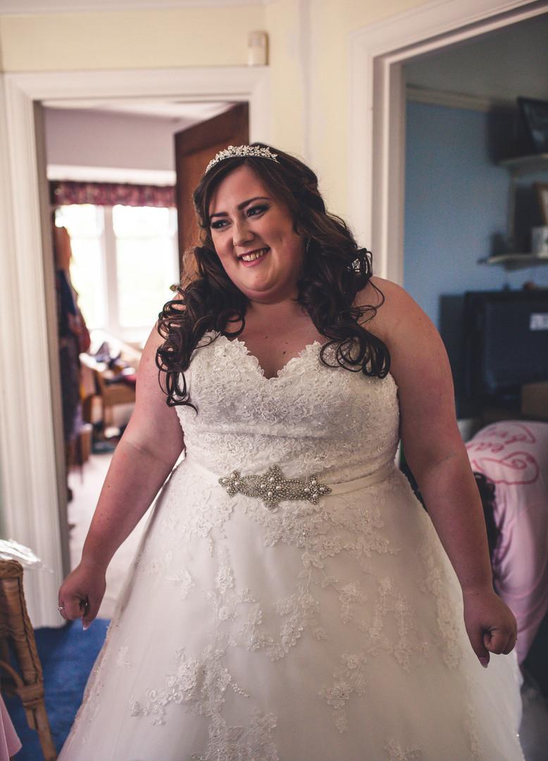 Full of Joy, bride-to-be Anna.