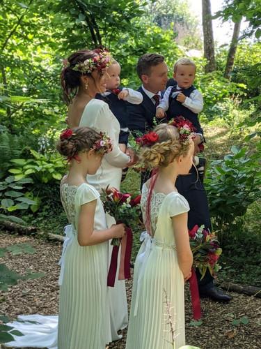 Bridal Hair & Flower Girls Hair