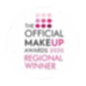 2020 The Official Makeup Awards 2020 Regional Winner