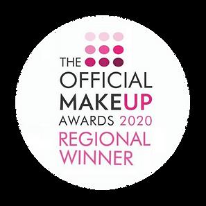2020 The Official Makeup Awards 2020 Regional Winner