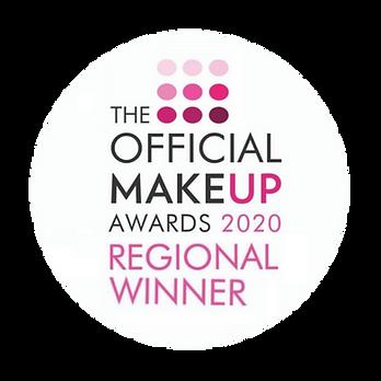 2020 The Official Makeup Awards wishbone & Comb