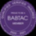 Babtec Member Wishbone & Comb