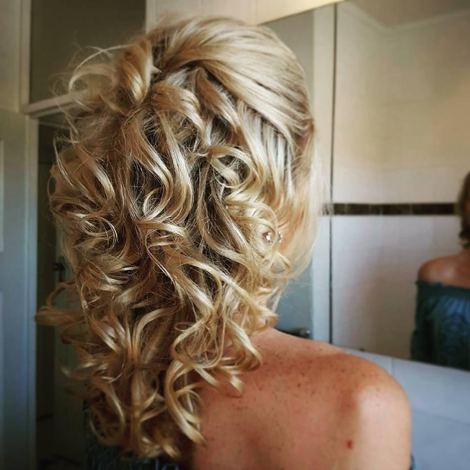 Hair Up or Hair Down