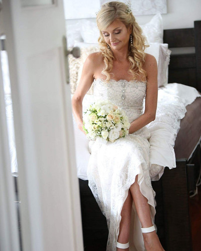 Bride Nicole.