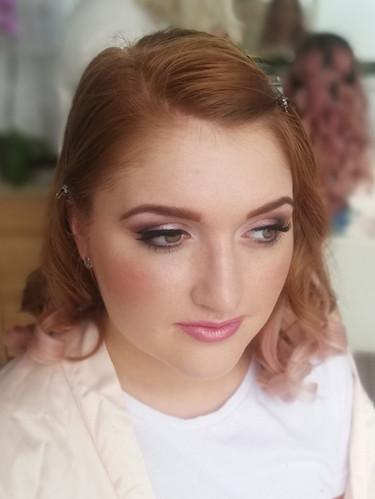 Bridesmaid Makeup.