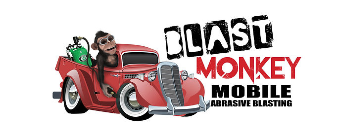 Blast Monkey Mobile Abrasive Blasting Tamworth