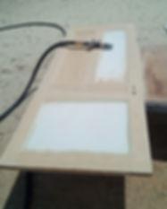 Wood Restoration abrasive blasting tamwo