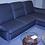 Thumbnail: Komfortable Polstergruppe mit Sitztiefenverstellung
