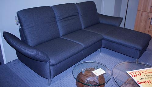Komfortable Polstergruppe mit Sitztiefenverstellung
