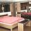 Thumbnail: Schlafzimmer Eiche/ braun abgesetzt