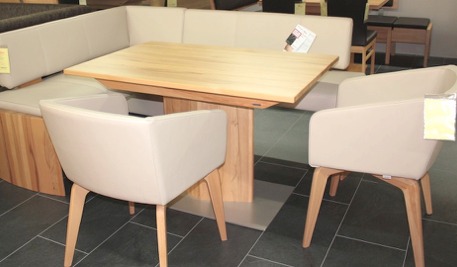 "Tischgruppe ""Wössner"" ""Dining + Comfort Collection"""