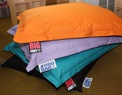 Big Foot, Jumbo Bag, Sitzsack
