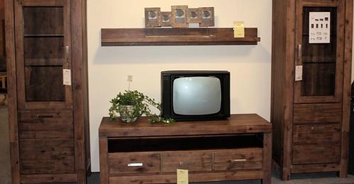 Wohnwandkombi- Tv-Board