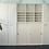Thumbnail: Bürowand Weiß