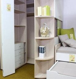 Kleiderschrank/Jugendzimmer UNLIMITED