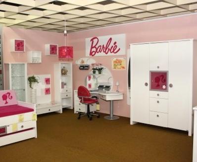 Barbie Kinderzimmer von Welle