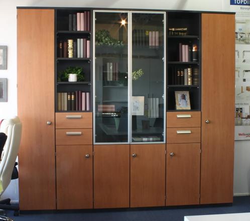 Bürowand Paderborn
