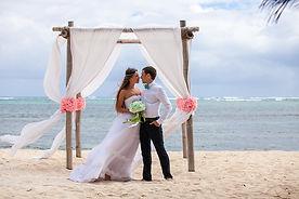 Wedding Couple Beach Ceremony.jpg