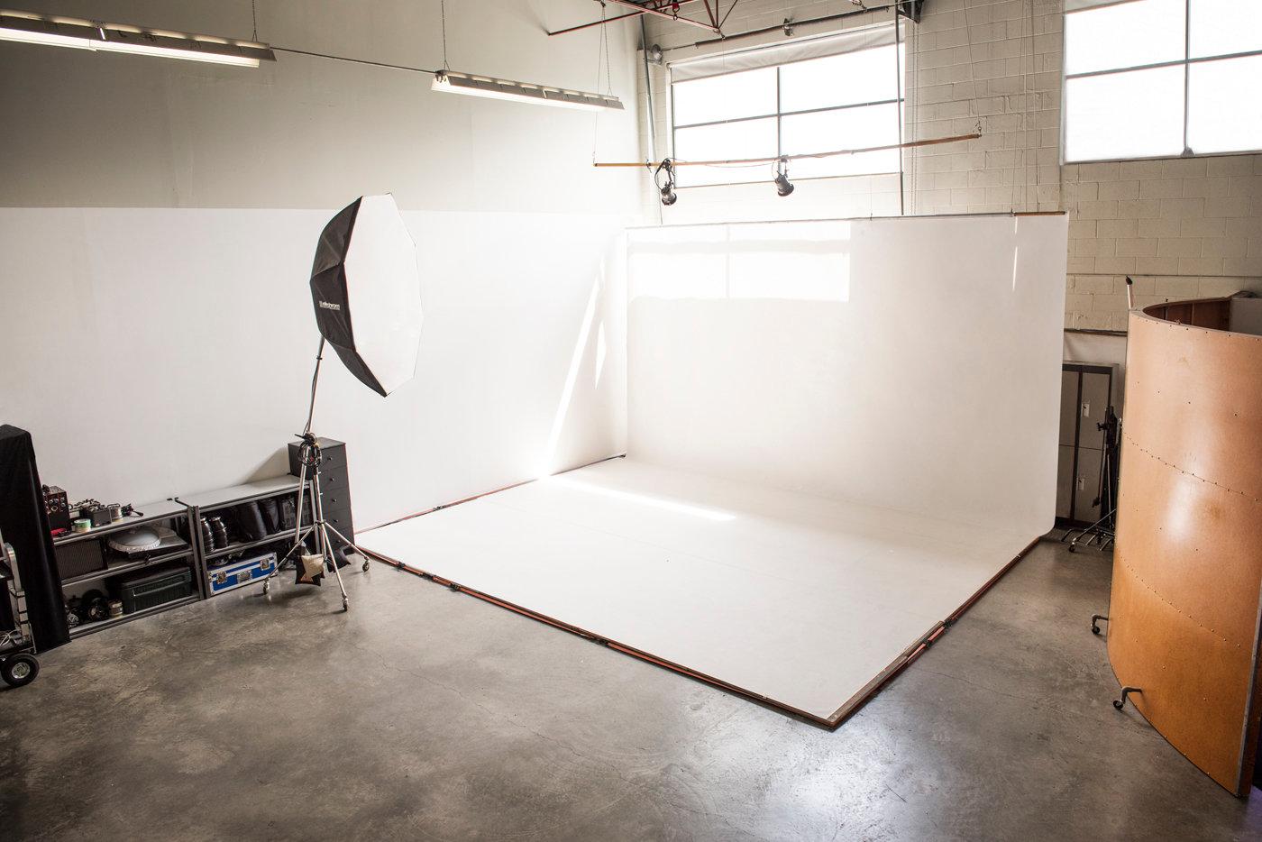 Full Studio Rental - Full Day
