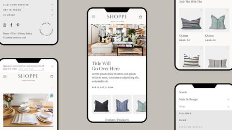 Shoppe Amber Interior