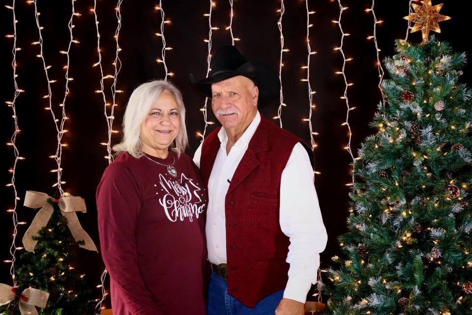 Gene and Me-Christmas 2018 church
