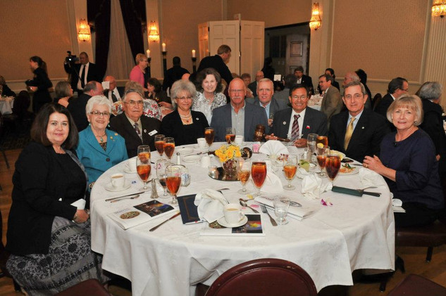 Our Table for 2011 VOY awards