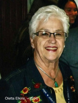 Former Young Co. Republican Chair Oletta Elkins
