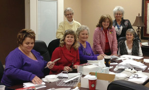 Local TFRW members