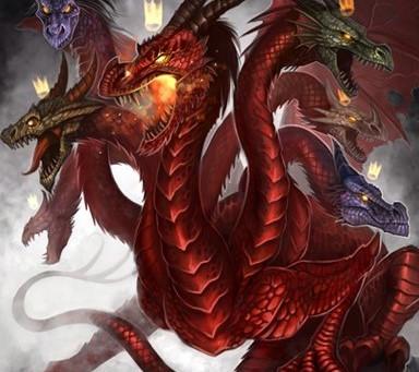 Defying Satan-Dragon, Again