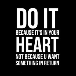 Do cause its in heart