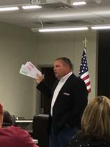 County Judge-Elect Keith Umphress