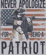 Never apologize for being a patriot.JPG