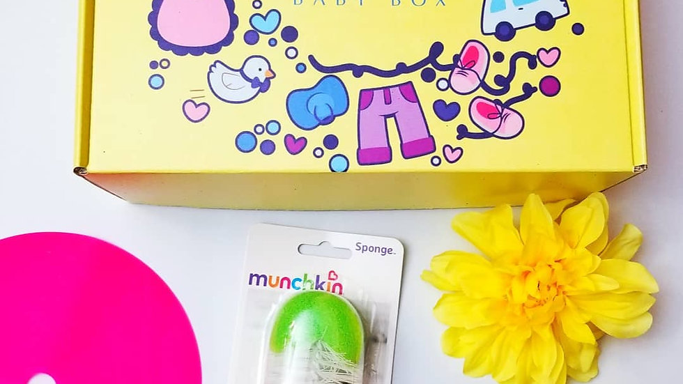 Baby Box of the Month!