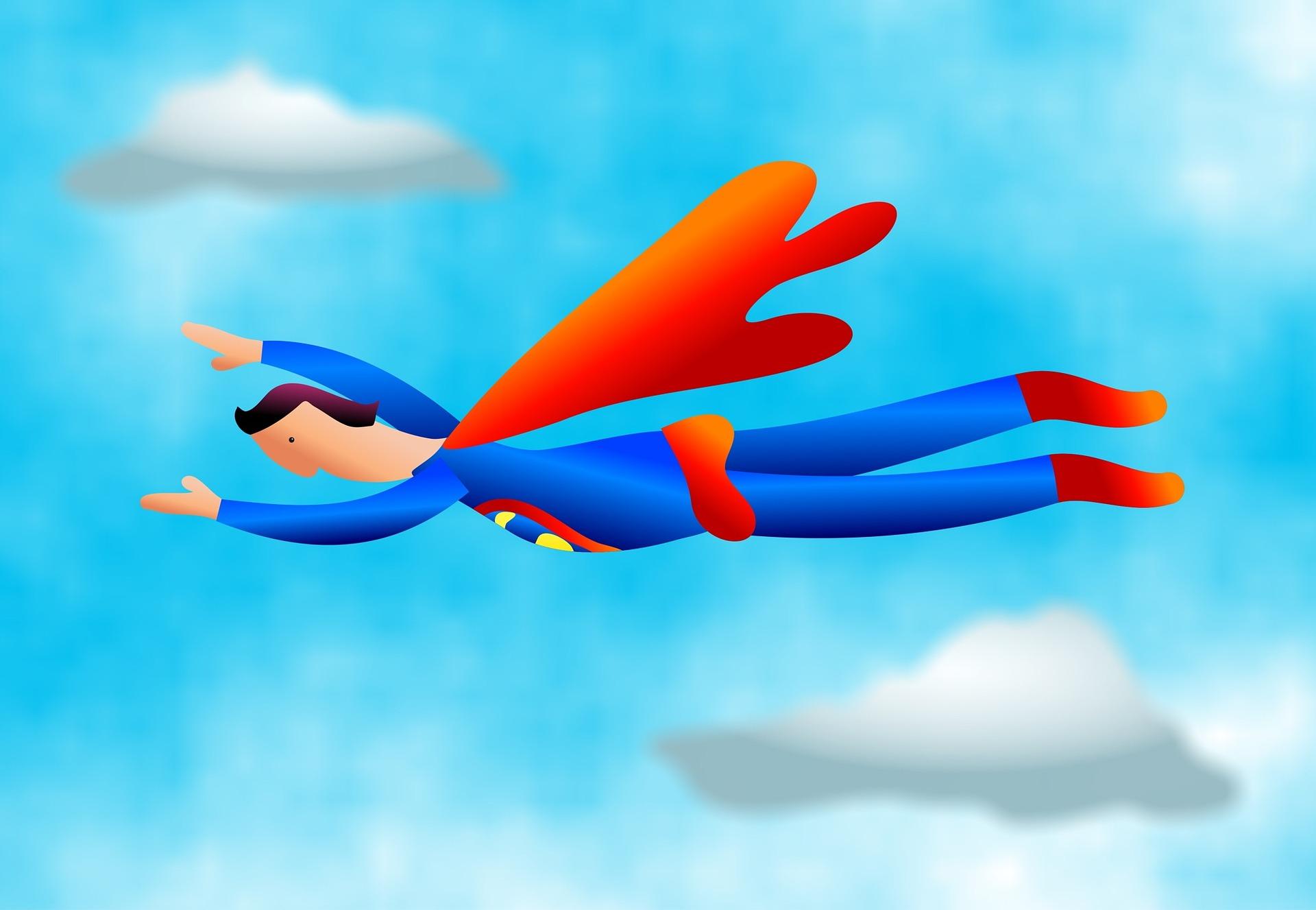 Jewish Superheroes