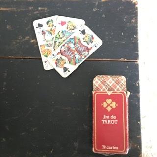 vintage card game