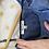 Thumbnail: Madewell Denim Dress with Cutouts