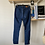 Thumbnail: BGD HI Rise Raw Hem Jeans
