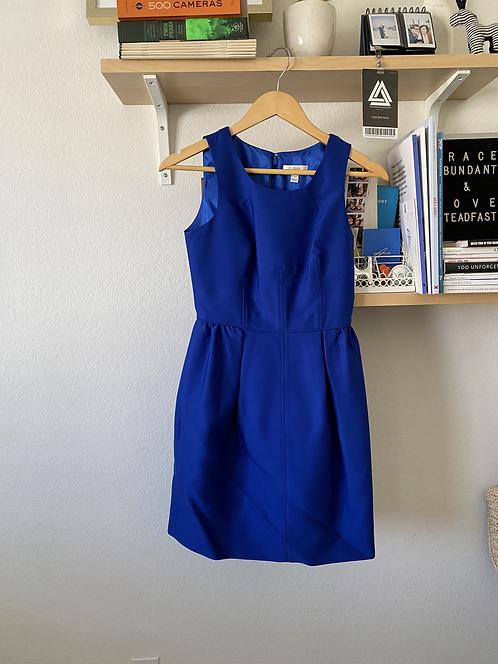 JCrew Royal Blue Dress