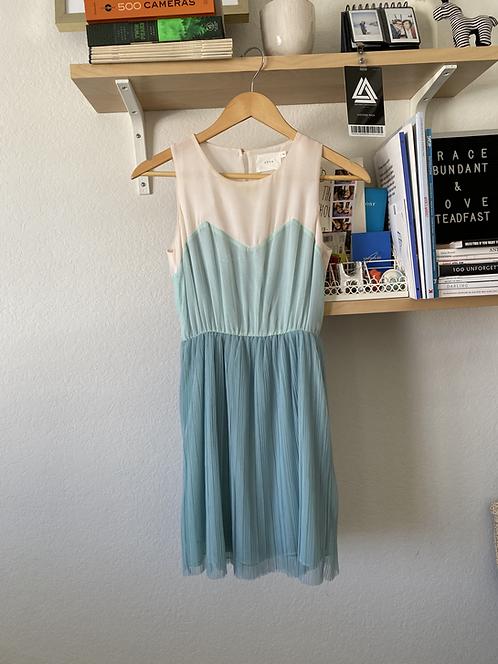 Modcloth Fairy Blue Dress