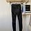 Thumbnail: Topshop Hi Rise Skinny Jamie Black Jeans with rips