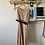 Thumbnail: Modcloth Vintage Style Beige Dress