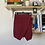 Thumbnail: Madewell Wine Tulip Skirt