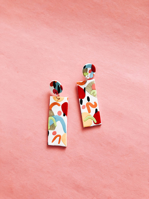 The Tamarindo Earrings