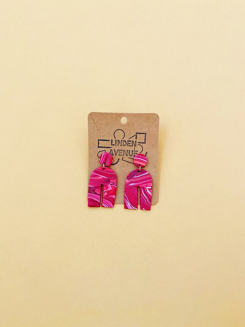 The Mustafar Earrings