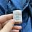 Thumbnail: JCrew Heather Blue Long Sleeve